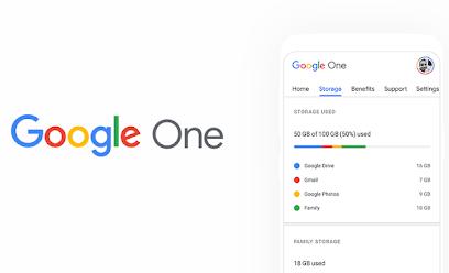 تضيف جوجل ميزة النسخ الاحتياطي لهاتف اندرويد إلى خدمة Google One
