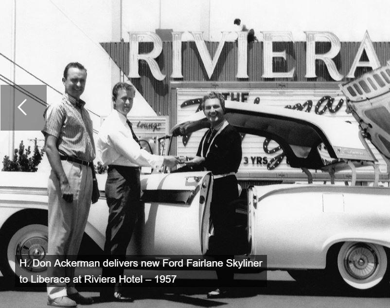 Newport Car Dealership Las Vegas