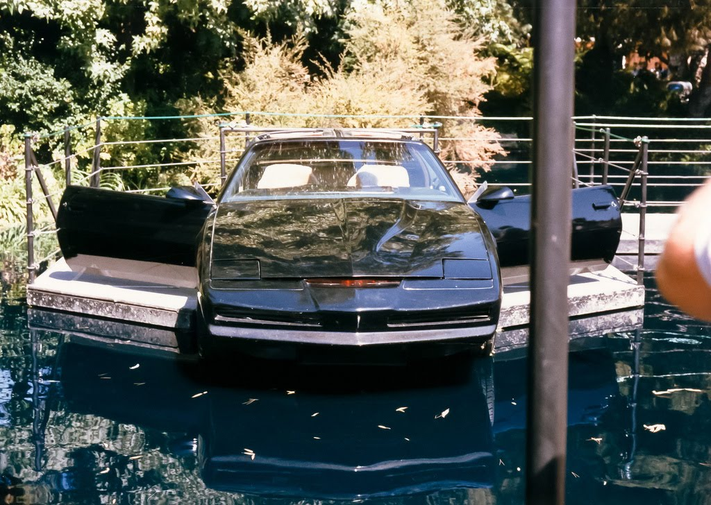 What Was The Car S Name In Knight Rider