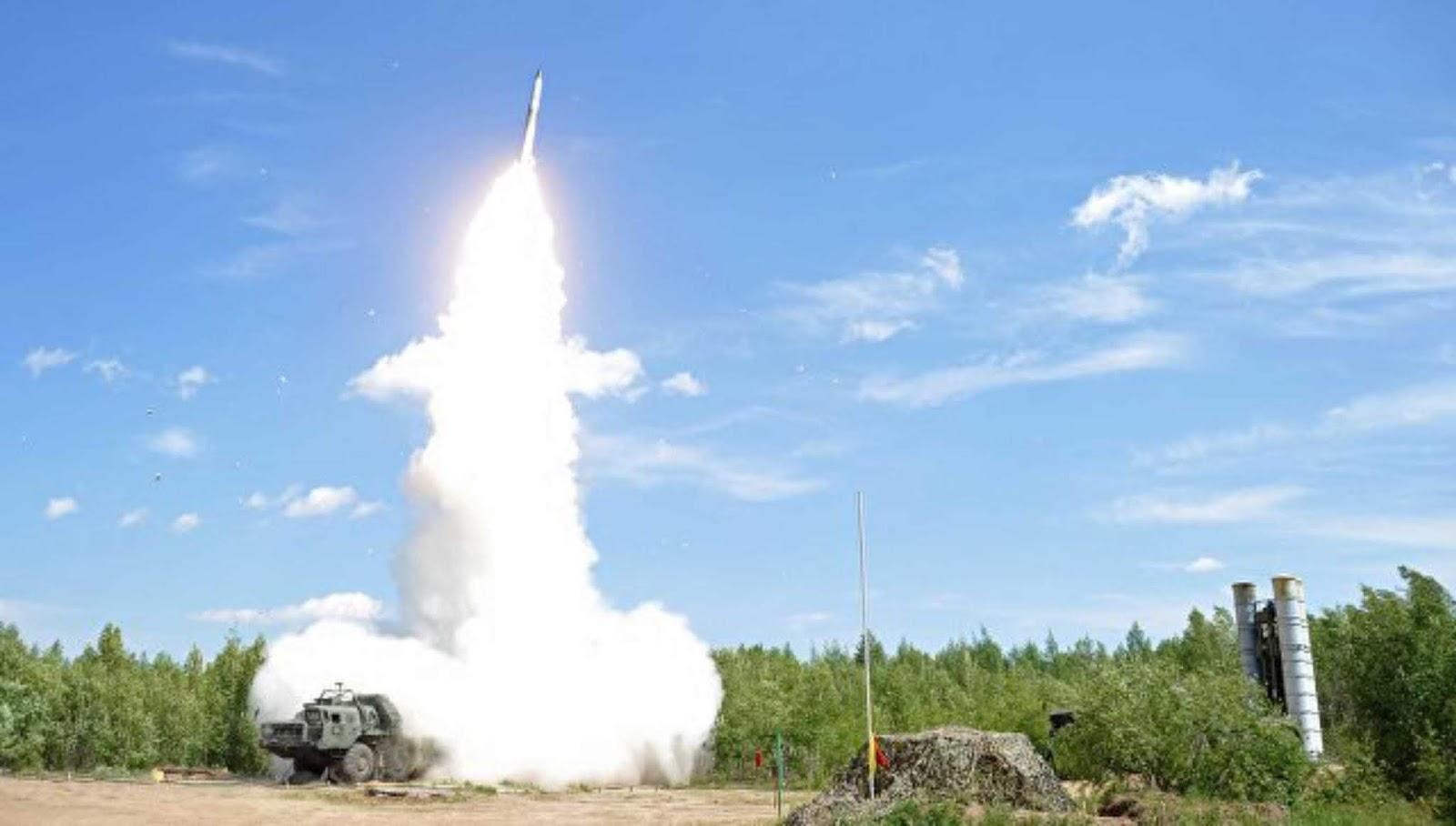 Rusia akan menyebar sistem pertahanan udara ke penjuru kota dan aset strategis