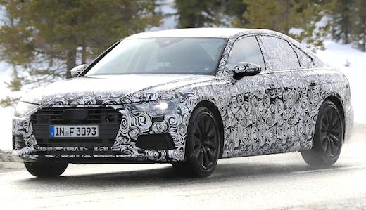 Novo Audi A6 2019 Lancamentos E Novidades Carros Novos