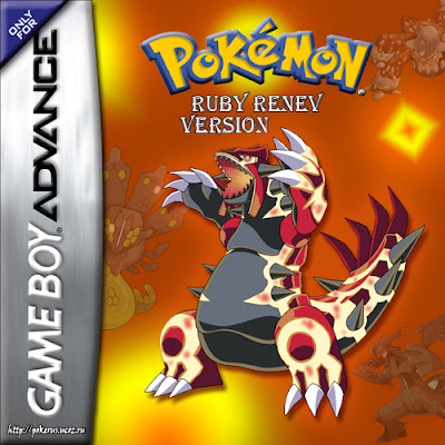 Pokemon Ruby Renev GBA ROM Download