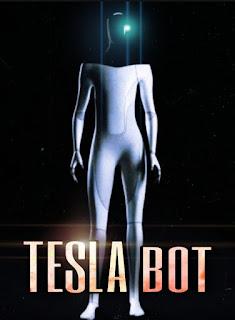 Robot buatan elon musk