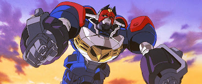 Tutti i robot giapponesi degli anime parte vii