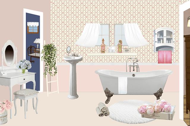 Faxina nos Banheiros