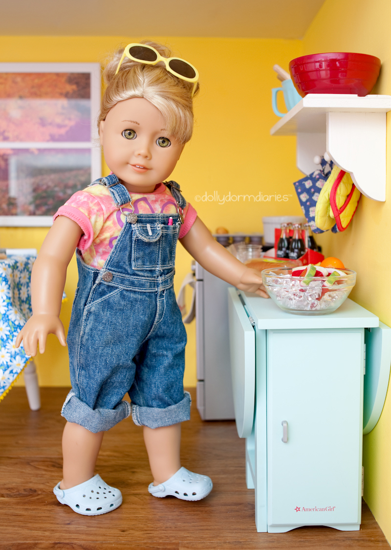 American Girl Doll Blog and Photo Stories.