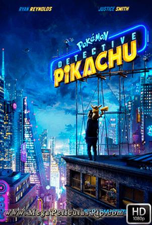 Pokemon Detective Pikachu [1080p] [Latino-Ingles] [MEGA]