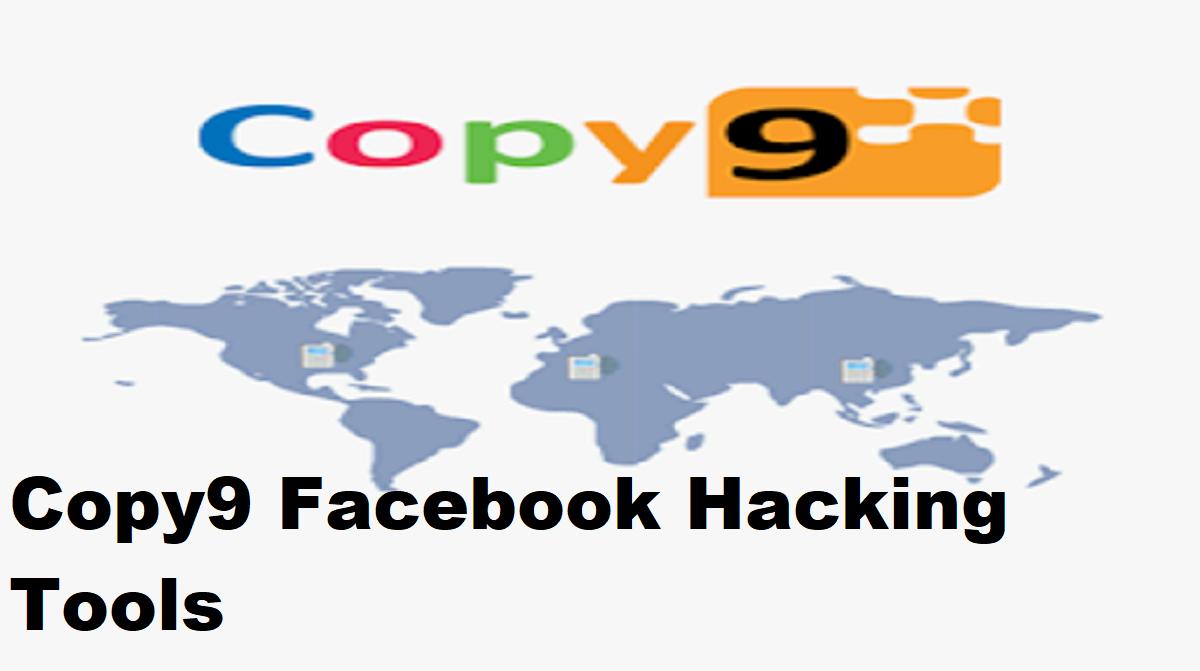 Copy9 Facebook Hacking Tools