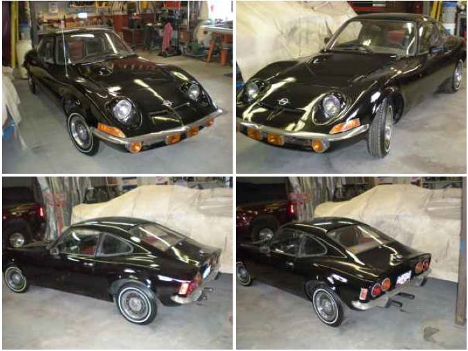 1971 Opel GT - $2500 (New Baltimore) - Groosh's Garage