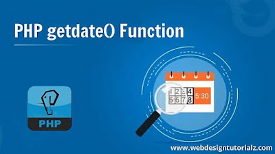PHP getdate() Function