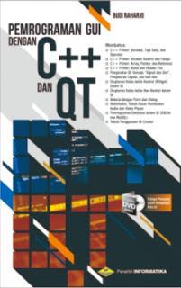 PEMROGRAMAN GUI DENGAN C++ & QT