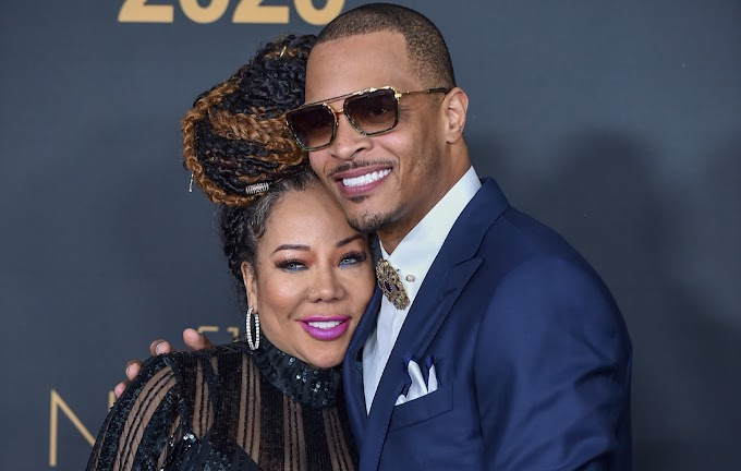 T.I And His Wife Finally Breaks Silence On Sexual Assault Allegations, Violence