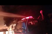 Tujuh Rumah Habis Dilalap Api di Desa Patila, Berikut Data Korban