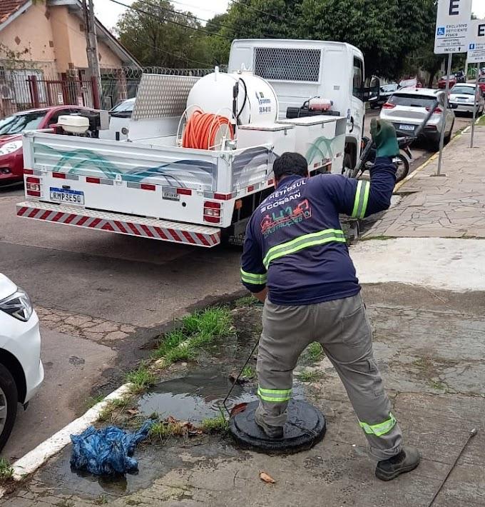 Alerta sobre mau uso das redes coletoras de esgoto na região metropolitana