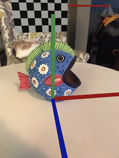 Tutorial 6  Modifying ARKit - Placing objects on the