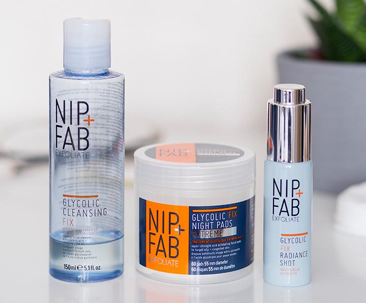 Skincare | Nip + Fab Glycolic Fix