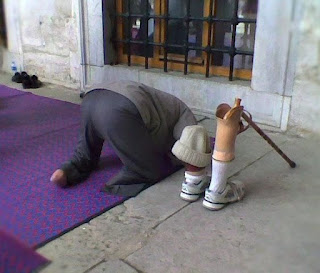 Hukum Berpindah tempat untuk sholat sunnah