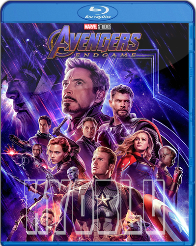 Avengers: Endgame [2019] [BD25] [Latino] [Movie + Bonus]