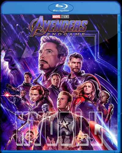 Avengers: Endgame [2019] [BD25] [Latino] [Movie + Bonus]