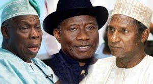 Reasons why I picked  Jonathan instead of Odili as Late Yar'Adua's Vice President during his time- Obansanjo Unviels