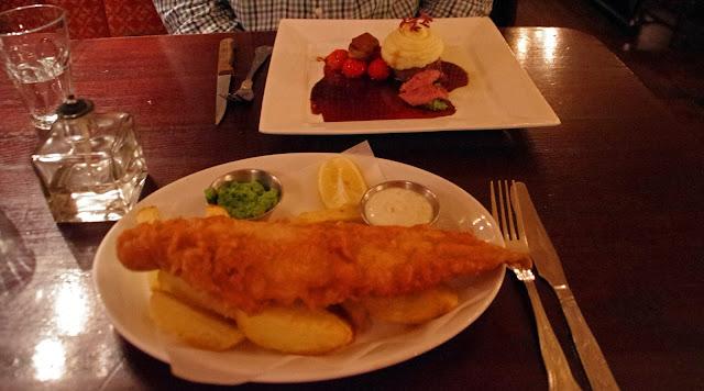 The Ship Tavern Holborn London