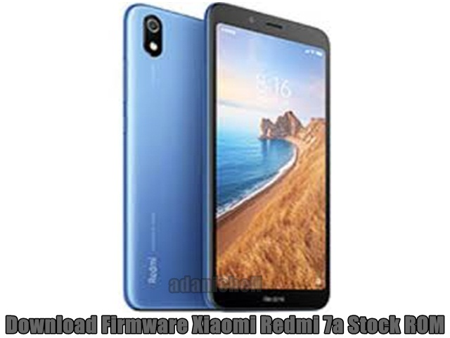 Download Firmware Xiaomi Redmi 7a Stock ROM
