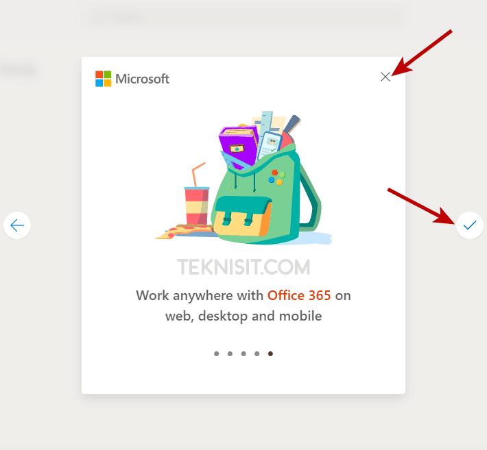 Cara mendapatkan Microsoft Office 365 gratis