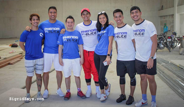 Phenom Elite Training Academy - Bacolod City - Bacolod blogger - Kiefer Ravena - Alyssa Valdez - Bacolod sports facility - scientific performance training - scientific athletic training - Bacolod fitness gym - fitness goals