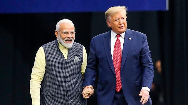 व्हाइट हाउस ने प्रधानमंत्री नरेंद्र मोदी, राष्ट्रपति भवन समेत भारत के ट्विटर हैंडल को अचानक अनफॉलो कर दिया