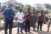 Kapolsek Tambora Bersama Tiga Pilar, Gelar Operasi Yustisi Tertib Masker