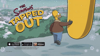 The Simpsons Tapped Out Mod Apk v4.31.0 Unlimited Money/Donuts Terbaru