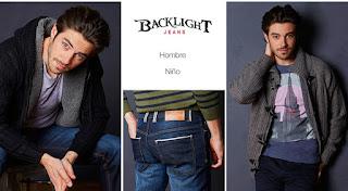 ropa marca Backlight