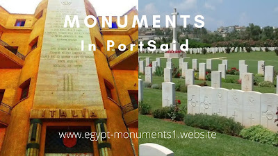 Monuments in PortSaid