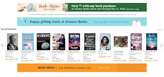 beli buku di Amazon