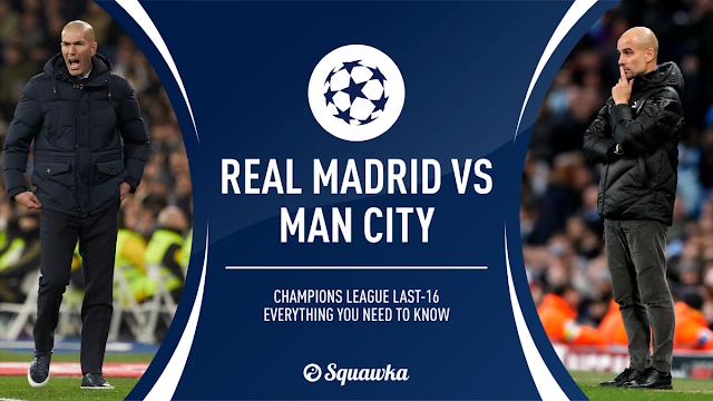 Liga Champions Akhir Pekan Ini, Ada Man City Vs Madrid