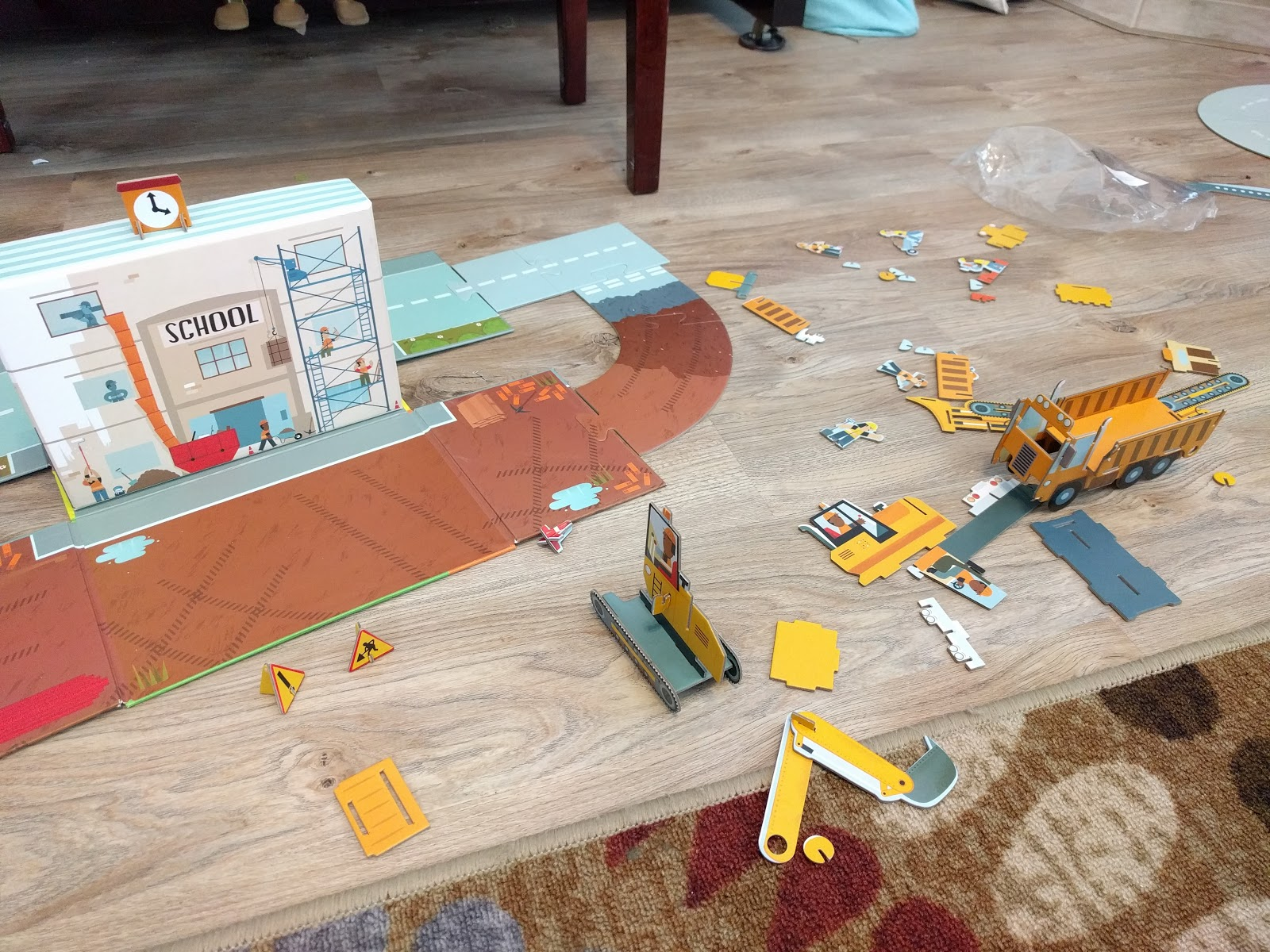 book review u0027busy builders construction site u0027 entertains for