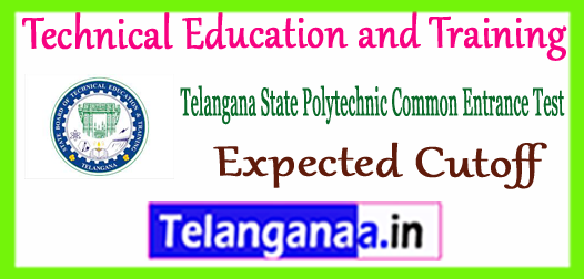 TS POLYCET Technical Education and Training Expected Cutoff 2018