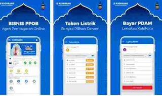 Aplikasi Pembayaran PDAM