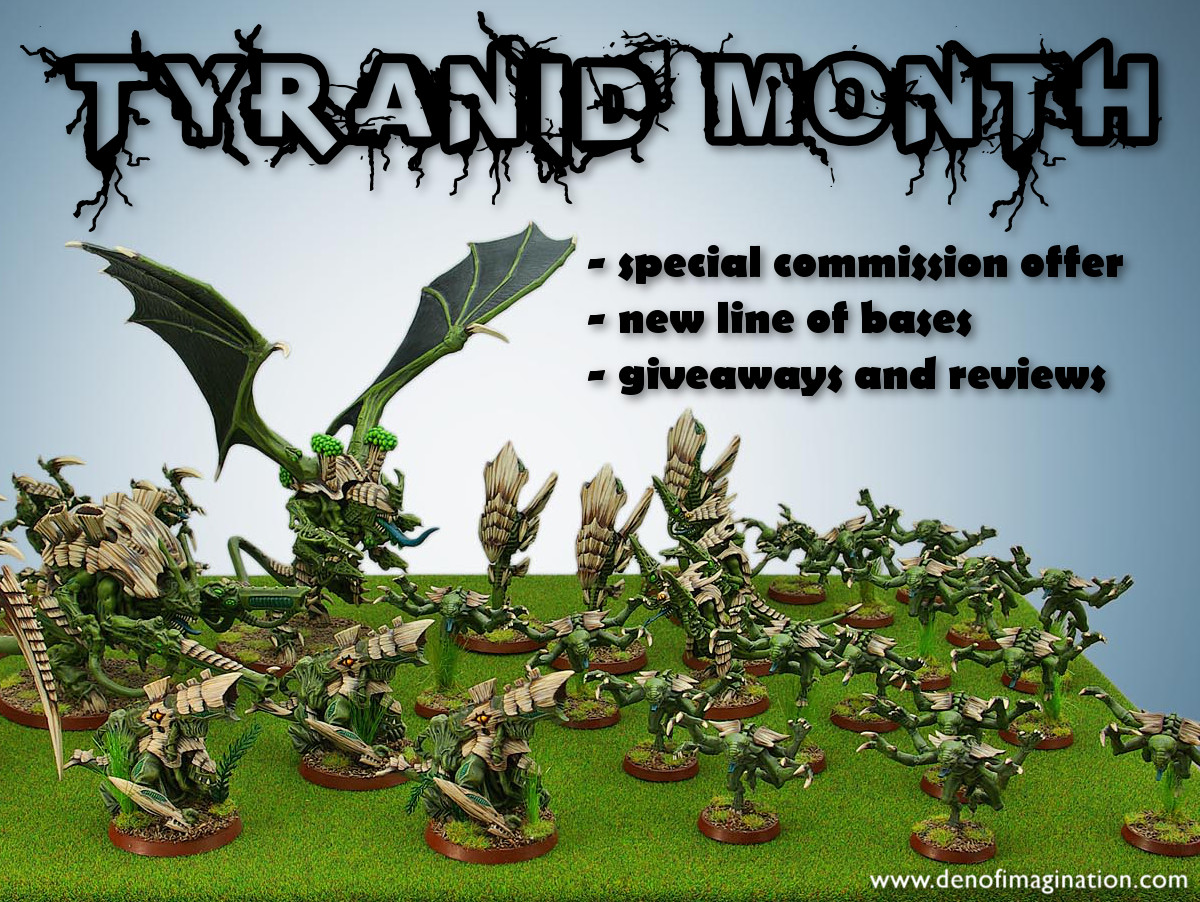 Blog Tyranids 2014 Special Offers