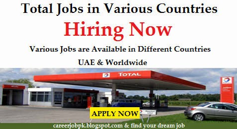 Total Petroleum Parco Jobs in Middle East