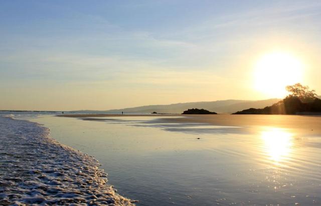 Lokasi Wisata Pantai Kupang