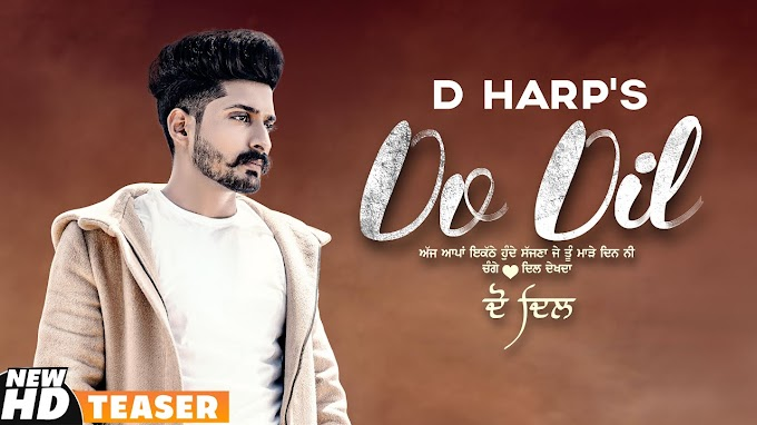 Do Dil Lyrics - D Harp | Mr Rubal