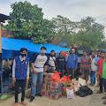Relawan Kemanusiaan Desa Tanete salurkan bantuan ke korban gempa Majene-Mamuju