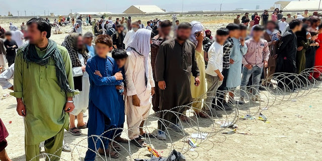 Facebook Ikut Andil Larikan Warga Afghanistan ke Meksiko