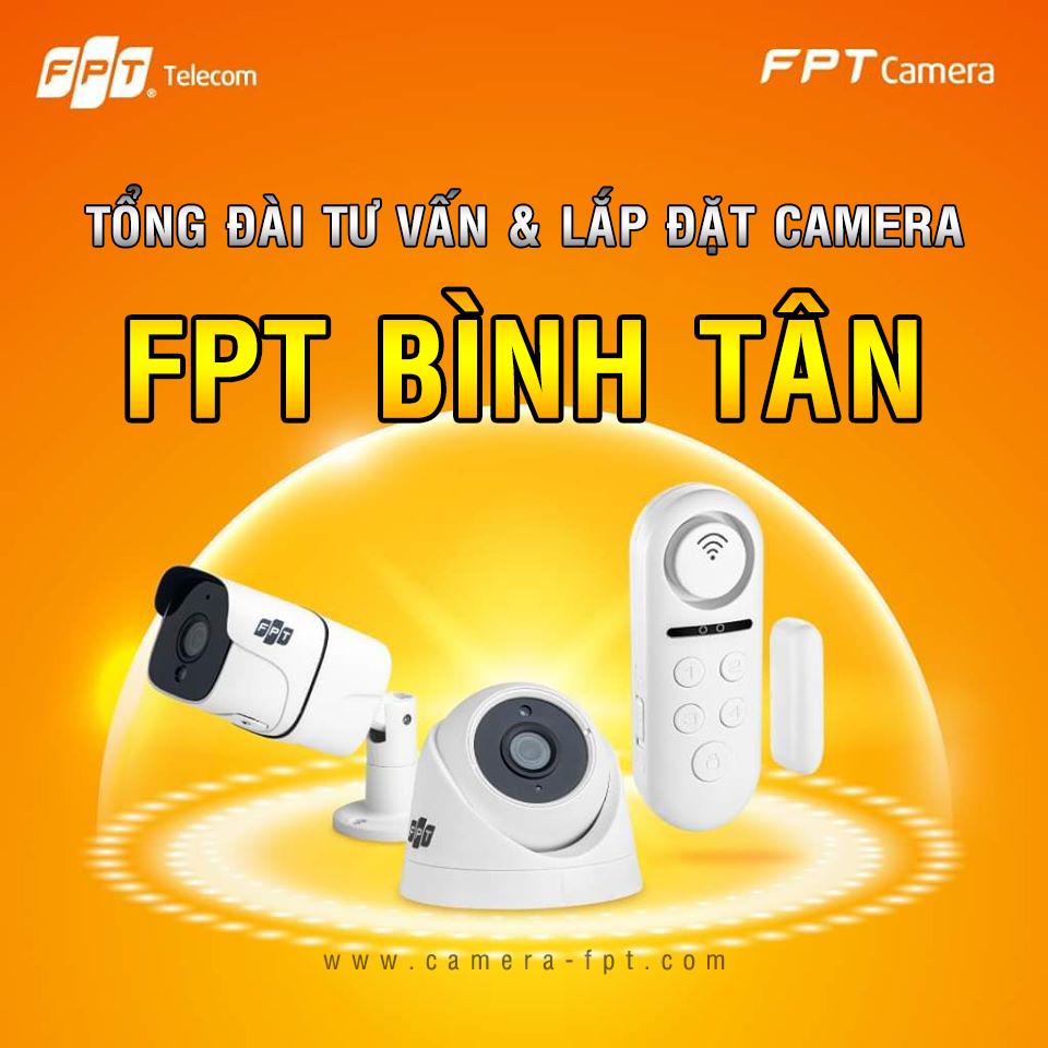 Lắp đặt Camera FPT Bình Tân