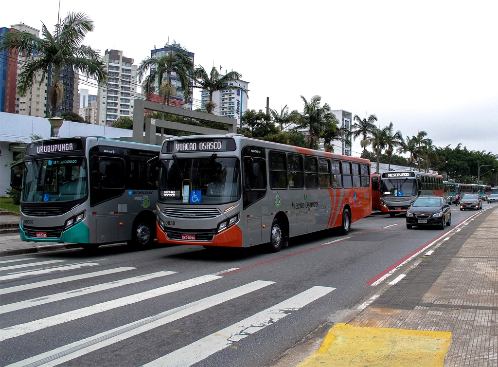 Ônibus da cidade de Osasco