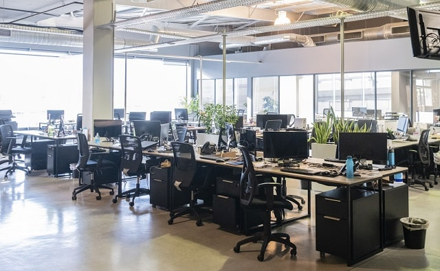 benefits of natural light in the workplace window lighting office