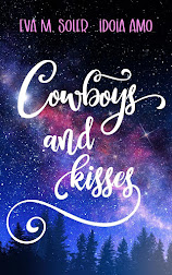 ACTUALMENTE LEO... COWBOYS AND KISSES de Eva M.Soler e Idoia Amo