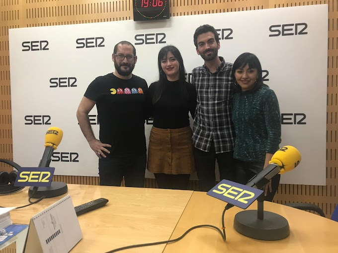 1x04 Sala SER: Elías Serra y Laura Uve