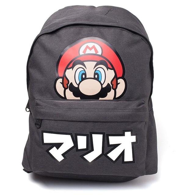 Mochila de Mario